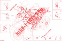 WIRING HARNESS for Ducati Multistrada 1200 ABS 2014