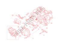 CARBURETOR for Ducati Monster 600 2001