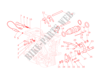 GEAR CHANGE MECHANISM for Ducati Monster 600 2001