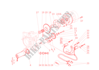STARTER MOTOR & IGNITION for Ducati Monster 600 2001