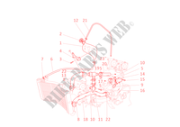 COOLING SYSTEM for Ducati Monster S4 2001