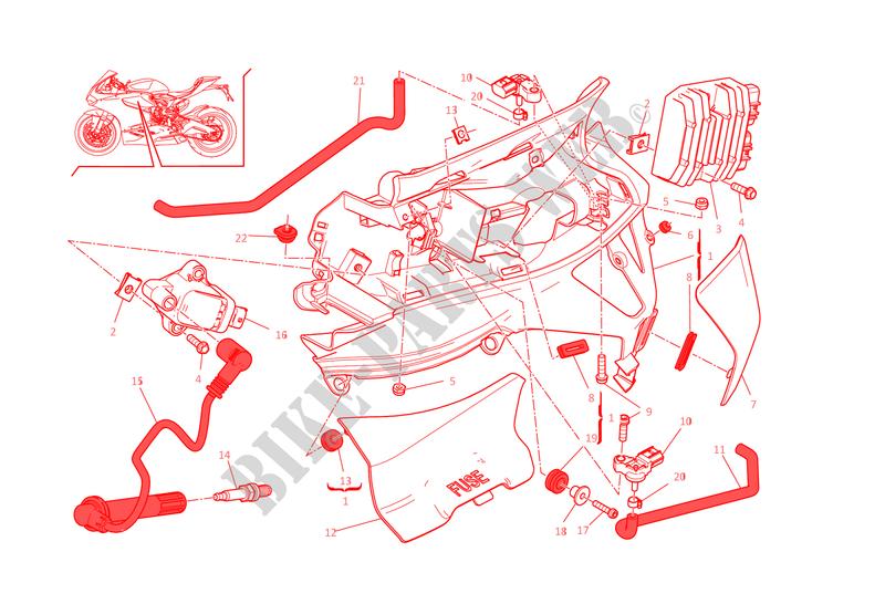 ducati 1199 wiring diagram wiring diagram specialtiesducati 1199 panigale  wiring diagram schematic diagramleft wiring harness 899