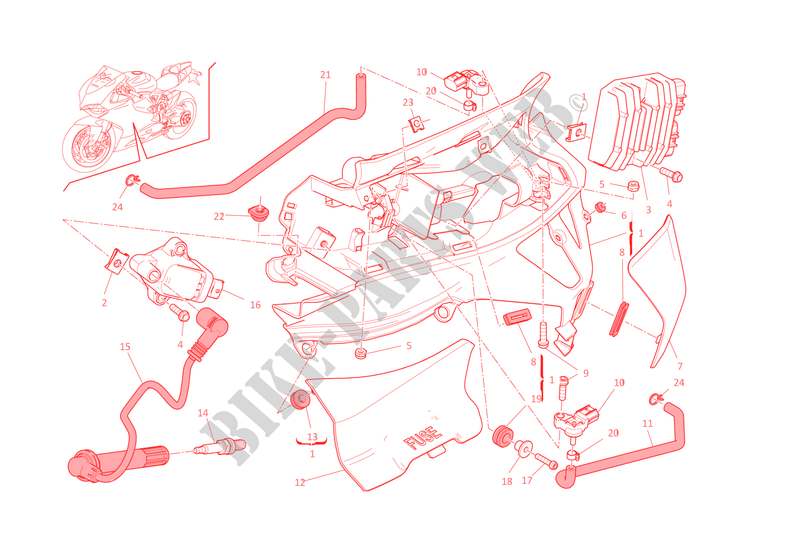 ducati 1199 panigale wiring diagram explained wiring diagrams rh sbsun co Stator Wiring Diagram 2005 Yamaha YZF R6 Wiring-Diagram