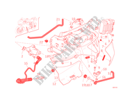 LEFT WIRING HARNESS for Ducati 1199 Panigale 2014