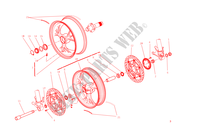 FRONT & REAR WHEELS 1199 Panigale R Superbike ducati-motorcycle 2014 1199 Panigale R 35
