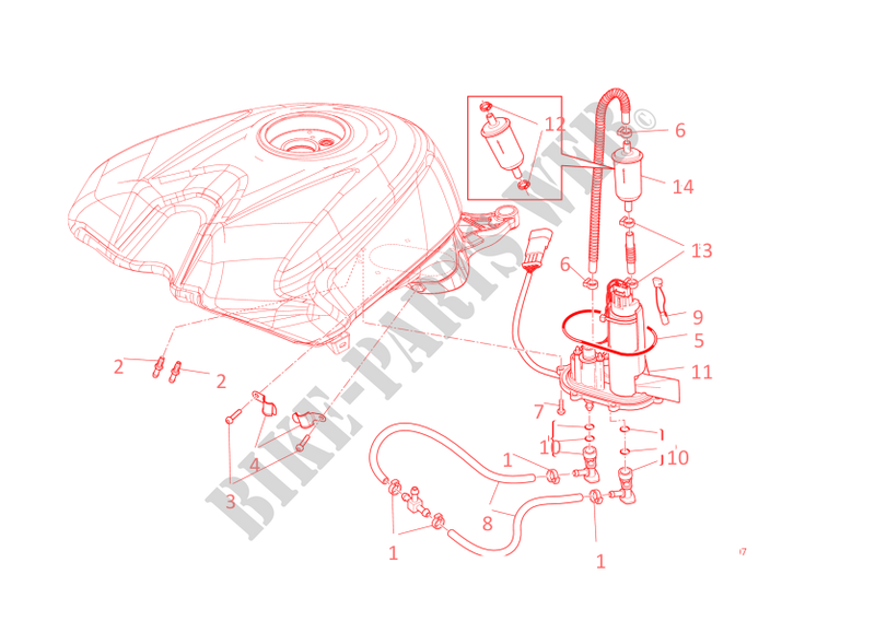 848 Evo Wiring Diagram