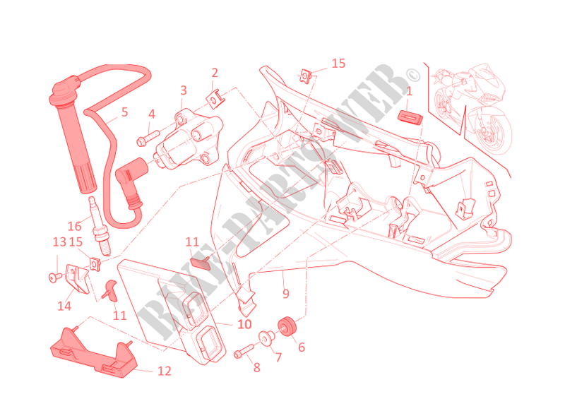 panigale 1199 wire harness   26 wiring diagram images