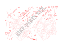 GEAR CHANGE MECHANISM for Ducati 1198 2010
