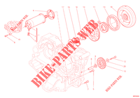 CLUTCH MASTER CYLINDER for Ducati 1098 R 2009