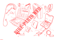 FUEL SYSTEM for Ducati 1098 R 2009