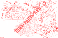 FRAME for Ducati Multistrada 1200 ABS 2013