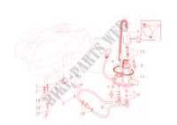 FUEL SYSTEM for Ducati 1098 S 2008