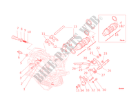 GEAR CHANGE MECHANISM for Ducati 1098 S 2008