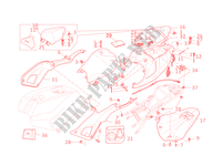 SEAT for Ducati 1098 S 2008