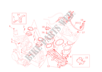 THROTTLE BODY for Ducati 1098 S 2008