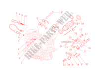 GEAR CHANGE MECHANISM 749 Superbike ducati-motorcycle 2006 749 6