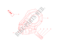 CLUTCH COVER for Ducati 999 R 2003