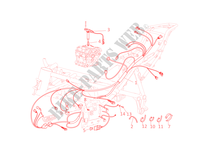 INJECTION SYSTEM for Ducati 999 R 2003