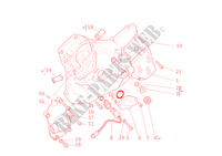 WATER PUMP   ALTERNATOR COVER for Ducati 999 R 2003