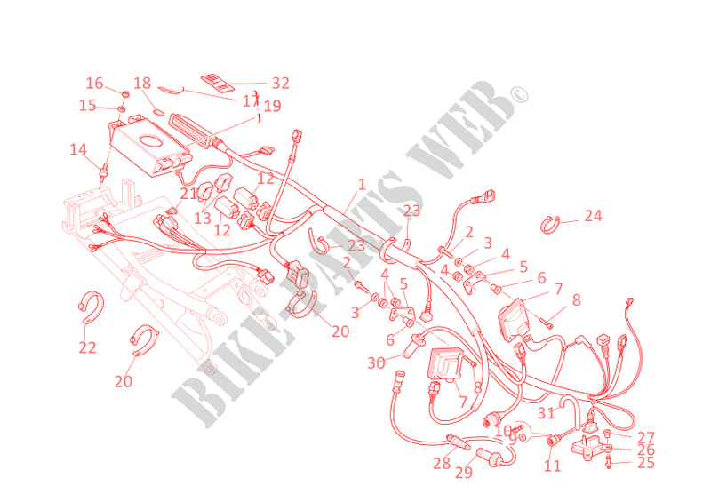 2002 Ducati 748 Wiring Diagram