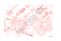 GEAR CHANGE MECHANISM for Ducati Diavel Carbon 2015