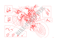WIRING HARNESS for Ducati Diavel Carbon 2015