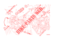 GEAR CHANGE MECHANISM for Ducati Diavel Carbon 2014