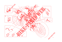 WIRING HARNESS for Ducati Diavel Carbon 2014