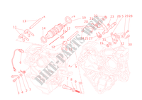 GEAR CHANGE MECHANISM for Ducati Diavel Carbon 2011