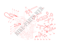 GEAR CHANGE MECHANISM for Ducati Supersport 620S 2003