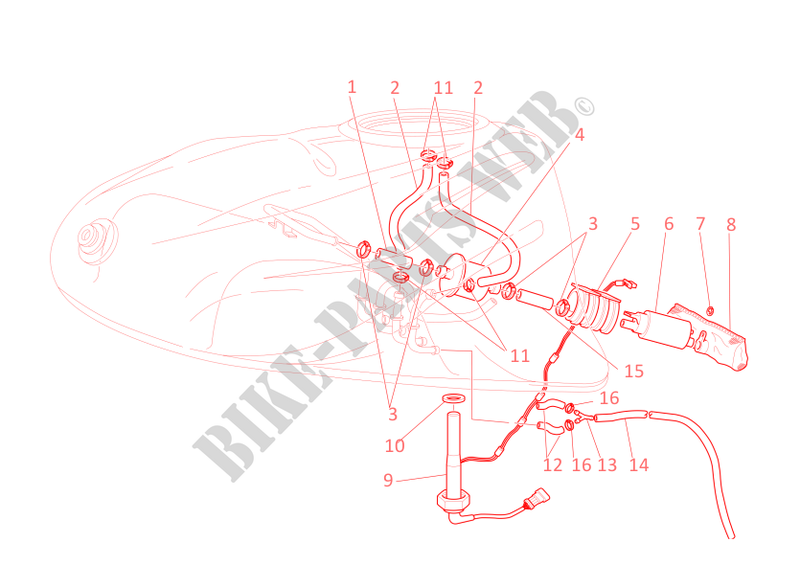 2002 ducati 900 wiring diagram fuel system for ducati supersport 900 sport 2002 ducati online  fuel system for ducati supersport 900