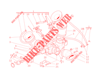 THROTTLE BODY for Ducati Supersport 900 2001