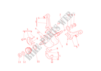 CRANKSHAFT for Ducati ST3 2004