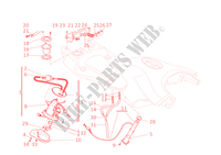 FUEL SYSTEM for Ducati Multistrada 1100 2008