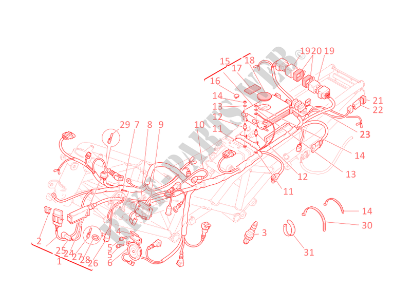 Ducati Motorcycle Sporttouring 2003 St2 Wiring Harness: Ducati St2 Wiring Diagram At Jornalmilenio.com
