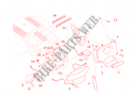NUMBER PLATE HOLDER (USA) for Ducati Desmosedici RR 2008