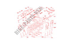 VERTICAL CYLINDER HEAD for Ducati Desmosedici RR 2008