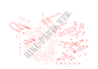 GEAR CHANGE MECHANISM for Ducati Multistrada 620 2006