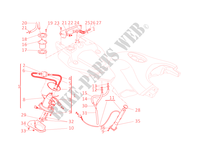 FUEL SYSTEM for Ducati Multistrada 1000DS 2003