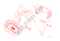 INSTRUMENT PANEL for Ducati Monster 1200 2015