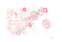 STARTER MOTOR & IGNITION for Ducati Monster 1200 2015