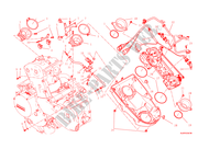 THROTTLE BODY for Ducati Monster 1200 2015