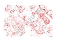 THROTTLE BODY for Ducati Monster 1200 S 2015
