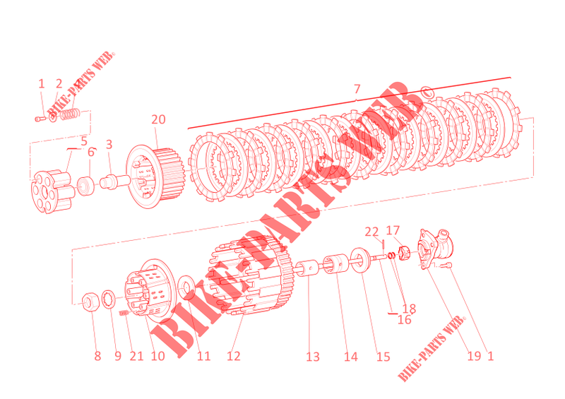 ducati monster 796 wiring diagram clutch for ducati monster 796 2012 ducati online genuine spare  clutch for ducati monster 796 2012