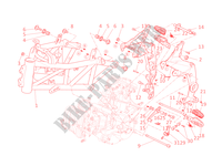 FRAME for Ducati Multistrada 1200 Touring ABS 2011