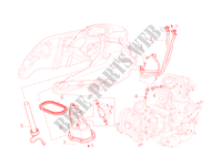 FUEL SYSTEM for Ducati Multistrada 1200 Touring ABS 2011