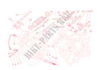 GEAR CHANGE MECHANISM for Ducati Multistrada 1200 Touring ABS 2011
