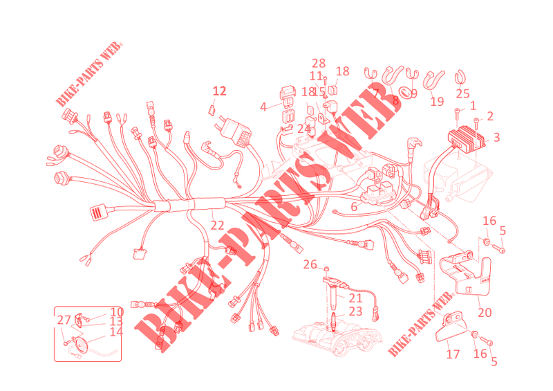 ducati 696 wiring diagram wiring schematic diagram