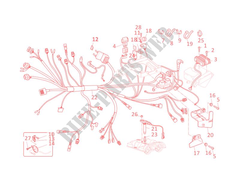 Awe Inspiring Ducati Motorcycle Diagrams Basic Electronics Wiring Diagram Wiring Database Rimengelartorg