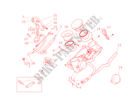 THROTTLE BODY for Ducati Monster S4R 2006